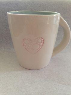 Heart mug - newest design, davistudio