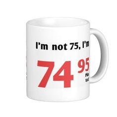 75th Coffee Travel Mugs