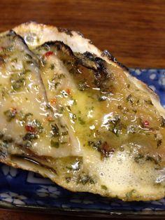 3 octobre midi  Huîtres cuisinées spécialités de l'île Miyajima