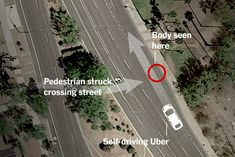 How a Self-Driving Uber Killed a Pedestrian in Arizona