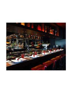 Must-go restaurant in Paris --Sushi Bar - Remember this place ☛ matchbookit.com/?4