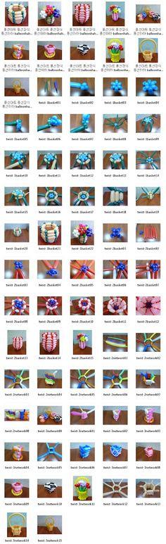 풍선하하 balloonhaha ㅡ 원본 사진 ㅡ 큰 사진은 이메일로 보내드립니다 ㅡ : 교육용 471 바구니