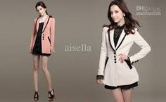 Image result for korean casual blazers for women