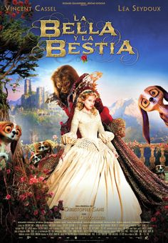 La belle et la bete (2014) Poster <<< sumptuous French retelling of Beauty & the Beast, hope it comes out on Bluray with English subtitles!!!