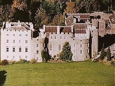 Picton Castle in Wales. Although there are more beautiful castles there to see, I am a direct descendent to this one. Owned by  the most powerful family in the 17th and 18th centuries in Pembrokeshire, Wales. The Philippses!