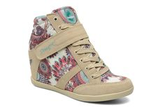 carlita by Desigual (Multicolor) | Sarenza UK | Your Trainers carlita Desigual delivered for Free