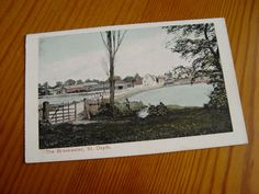 - Postcard - The Breakwater, St Osyth near Clacton Worlds Largest, Vintage World Maps, Saints, Ebay, Santos