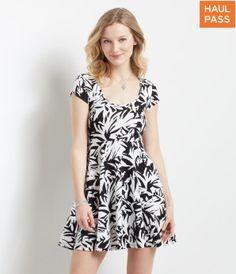 Aeropostale Grey Tulle Midi Dress