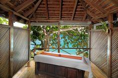 Jamaica Inn tree house spa.