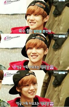sometimes i just wonder after all that he's been through and is going through how can he still smile as the happiest man on earth.... LuLu this is why ull always be special to me in an undescribable way :))))