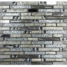Glass Mosaic are impervious to the elements, thus it is great for both interior and exterior use so moisture is not an issue. Glass Mosaic are great on floors and walls and have been most popular in bathrooms, spas, kitchen backsplash, wall facades and pools as well as a variety of other applications.