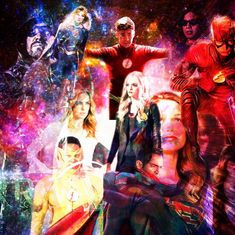 Dc Comics Series, Kid Flash, Do You Like It, The Cw, Supergirl, Arrow, Arrows