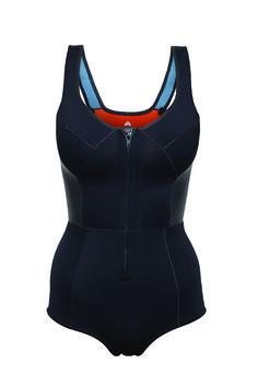 CETUS BIARRITZ  GODDESS Neoprene 1m Yamamoto limestone neoprene / wetsuit / springsuit / 1 piece / sexy black