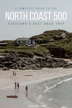 The North Coast 500 is one of the world's best roads trips. In this guide you'll find all you need to plan your trip. | NC500 | North Coast 500 Scotland | Scotland Road Trips | NC500 Map | NC500 route |  North Coast 500 Itinerary | Scottish Highlands #Scotland #Highlands #RoadTrip #NC500 #NorthCoast500 #Itinerary #Route #Map Scotland Road Trip, Scotland Travel, Highlands Scotland, Ireland Travel, Spain Travel, Travel Usa, Scottish Highlands, Skye Scotland, Luxury Travel