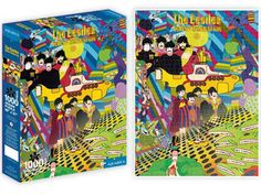 Puzzle Beatles Submarino Amarillo | Puzzles de Piezas