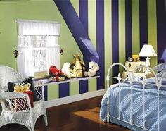 WeLovePainting - Color Ideas - Decorating with Colors