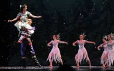 "Gregory Hancock Dance Theatre    ""THE NUTCRACKER""    Full-length modern version of the holiday classic. GHDT's Nutcracker follows the same story line as the original but with a different twist. The updated version portrays Klara as a homeless orphan girl who discovers the true meaning of the season through the gist of a homeless man."