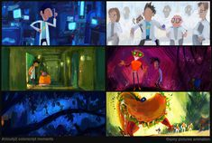 A few early color script moments for Color scripting is not about beautiful illustrations. It's about defining the color &a. Character Art, Character Design, Color Script, Environment Concept Art, Visual Development, Animation Film, Color Theory, Cool Artwork, Game Design