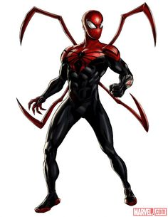 Superior Spider-Man  #Marvel: Avengers Alliance
