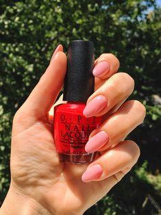 Almond nails | 🍉 #pavelinadragoinailartist