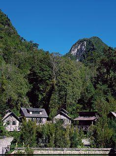Cabañas Caleta Gonzalo, Chile, Parque Pumalin