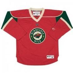 Baby Minnesota Wild NHL Hockey