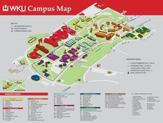 Kentucky Campus Map.8 Best Maps Images Campus Map Maps Blue Prints