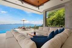 Exclusively Managed by Luxury Villas & Homes Koh Samui Thailand, Phuket, Tropical Houses, Luxury Villa, Staycation, Coastal Living, Luxury Lifestyle, Relax, Outdoor Decor