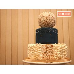 Little prince theme baby shower cake styled after original miss coutures cake