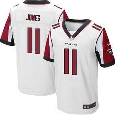 fbd066788 New Youth White Nike Elite Atlanta Falcons http    11 Julio Jones NFL