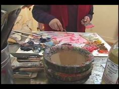 hung liu...ridiculously inspiring artist. this is a video about her work and process.