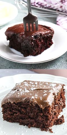 This Moist Chocolate Cake recipe is seriously the best chocolate cake you'll ever make. It's EASY to make & so moist and rich in chocolate flavor! Amazing Chocolate Cake Recipe, Chocolate Cake Recipe Easy, Best Chocolate Cake, Chocolate Desserts, Chocolate Oreo, Chocolate Lasagna, Chocolate Pudding, Choc Mayo Cake Recipe, Chocolate Cake With Mayonnaise