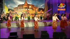 Khmer Songs-កូលាបភ្នំពេញ-លួចស្រឡាញ់-Water Festival Songs-Ek Syde-Cambotv...