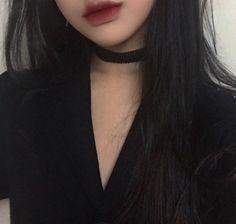 Love her lips Yennefer Of Vengerberg, Ulzzang Korean Girl, Korean Makeup, Lip Art, Photo Instagram, Sexy, Korean Fashion, Asian Girl, Makeup Looks