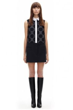 @Victoria Beckham dos piezas para el otoño 2013