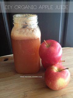 DIY Organic Apple Juice #cmifruit #daisygirlorganics Cooking Recipes, Healthy Recipes, Drink Recipes, Healthy Foods, Yummy Recipes, Yummy Drinks, Yummy Food, Tasty, Apple Season