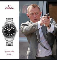 omega seamaster aqua terra watches for men Omega Seamaster 007, Omega Seamaster Planet Ocean, Dream Watches, Cool Watches, Rolex Watches, Wrist Watches, Mens Designer Watches, Luxury Watches For Men, James Bond