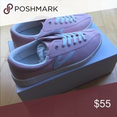 New pink sneakers New pink sneakers by Tretorn Tretorn Shoes Sneakers