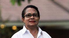 Menteri Pemberdayaan Perempuan dan Perlindungan Anak : Yohana Yambise