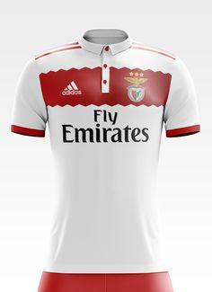 Maillot SL Benfica Barrero
