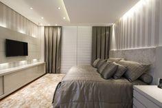 cortina + teto/iluminação