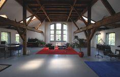 Zecc Architecten Utrecht: Herbestemming fabrieksgebouw tot woonloft Utrecht