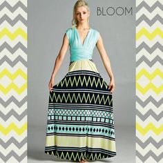 Get gorgeous with this pretty maxi with bold aztec print. #aztec #maxi #gorgeous #casual #fashion #bloom #bloomindia #trendy #delhimalls #dlfsaket #Instamood #Dressitup #Delhi #Popular #Monochrome #RetailTherapy #outfitoftheday #OOTD #fashionblogger #photooftheday #boutiquestore #newoutfitpost #fashionblog #ontrend