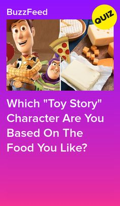 """Which """"Toy Story"""" Character Are You Based On Your Food Preferences? Toy Story Food, Toy Story Buzz, Types Of French Fries, Food Quiz Buzzfeed, Types Of Pizza, Mint Chocolate Chip Cookies, Quizzes For Fun, Disney Quiz, Ice Cream Flavors"""