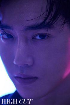 suho for high cut Suho Exo, Kpop Exo, K Pop, High Cut Korea, Xiuchen, Kim Joon, Kim Junmyeon, Exo Members, Rich Man