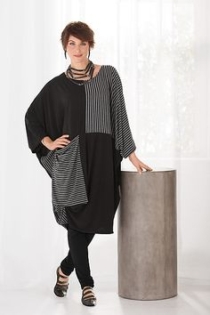 Forte Tunic by Mariam Heydari: Knit Tunic available at www.artfulhome.com
