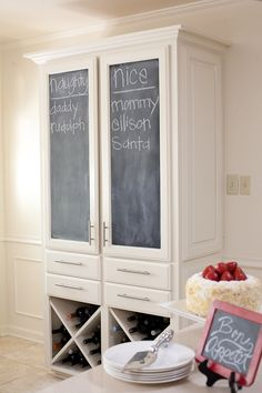 armoire- painted