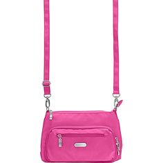#FabricHandbags, #Handbags - baggallini Everyday Bagg Cherry Blossom - baggallini Fabric Handbags