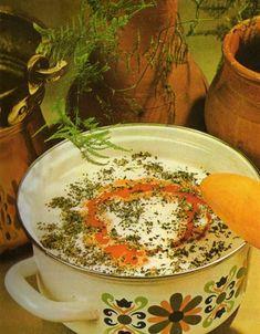 Yayla çorbası Hummus, Food And Drink, Ethnic Recipes, Soups, Soup