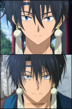 Akatsuki no Yona Anime Boys, Hot Anime Boy, I Love Anime, Fanarts Anime, Anime Characters, Manga Anime, Anime Art, Yona Akatsuki No Yona, Anime Akatsuki